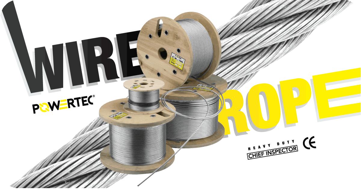 Wire Rope Powertec